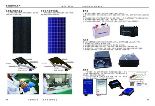 太阳能路灯TYNLD6-7